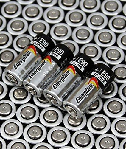 Pack of 100 Energizer E90 N Size 1.5V Alkaline Battery - Bulk Pack by Energizer