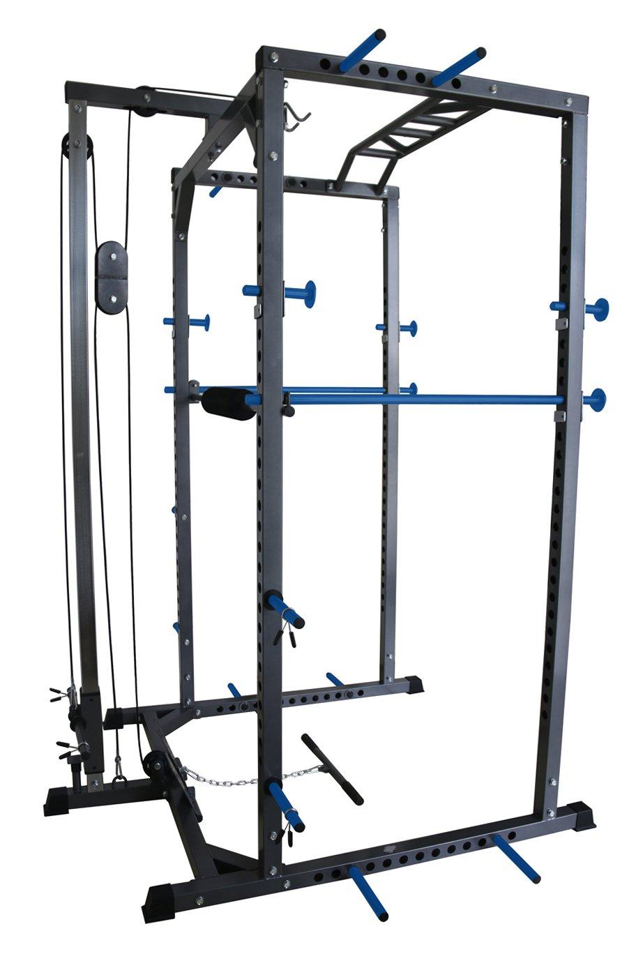 Jaula de fuerza resistente Total Body Base para entrenamiento