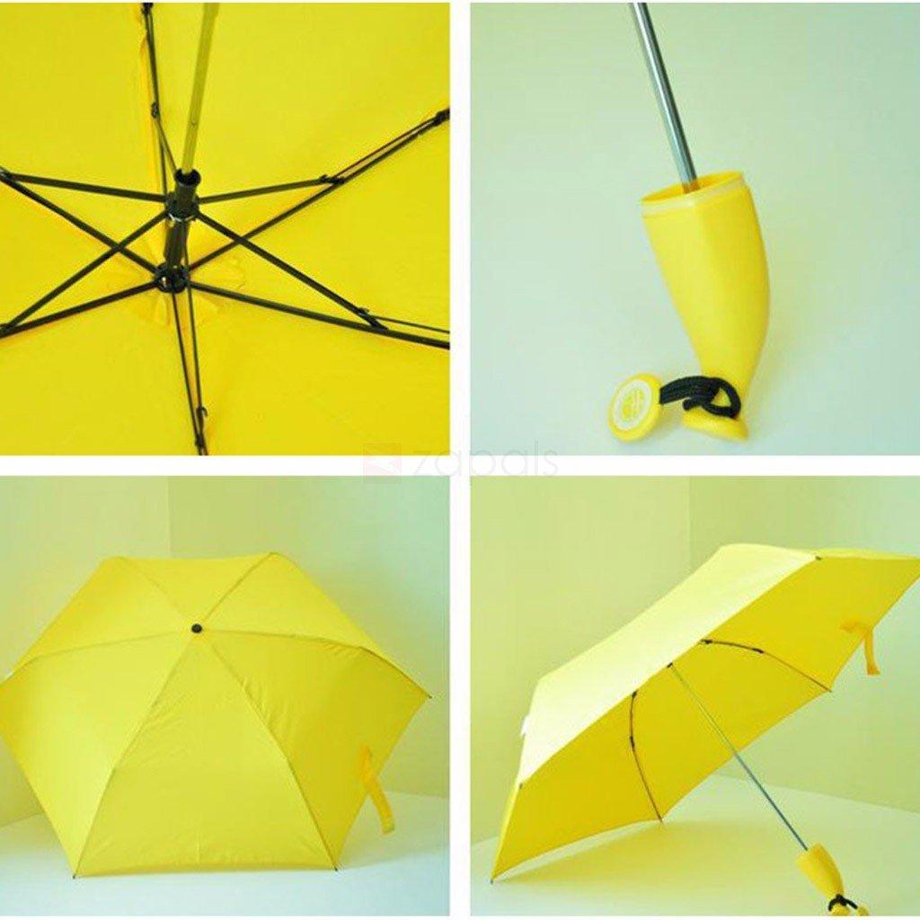 Witty Novelty Banana Umbrella, 11.4 Inch