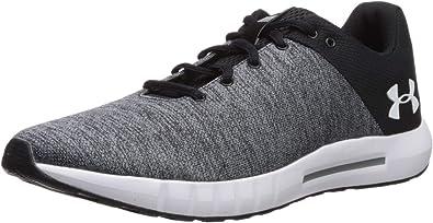 Under Armour Micro G Pursuit Twist Zapatillas de correr para hombre: Amazon.es: Zapatos y complementos