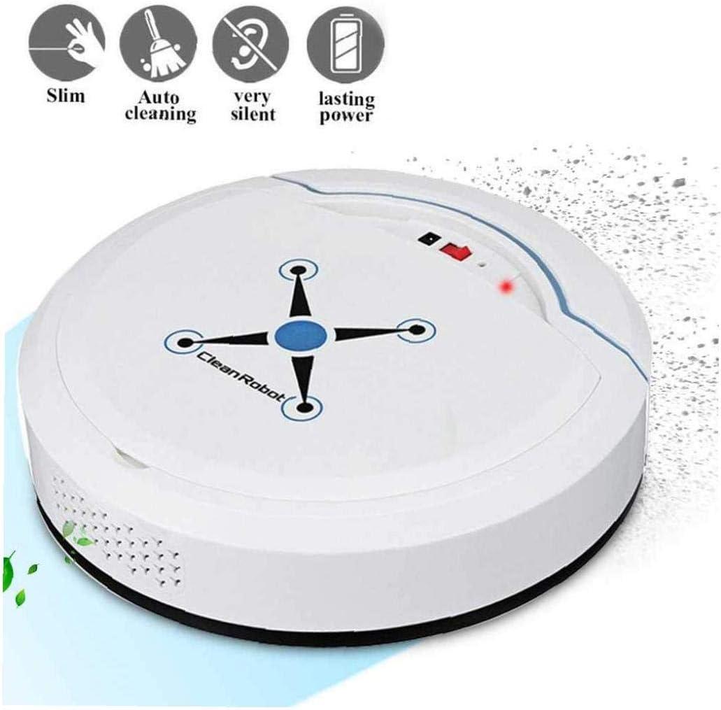 Aspirapolvere ricaricabile del robot intelligente di spazzamento Mopping Macchina automatica di pulizia della macchina del rifornimento casa