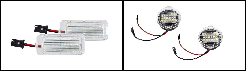 License Plate Light 605 KB8 for Mondeo MK5 S-Max 2015 Onwards EcoSport Ranger TKE Galaxy 2015 Onwards Edge Explorer 2011 Onwards LED SMD Ambient Lighting