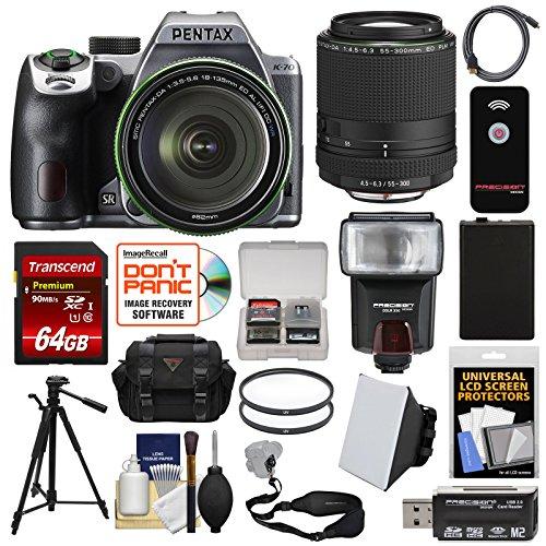 Pentax K-70 All Weather Wi-Fi Digital Camera & 18-135mm WR L