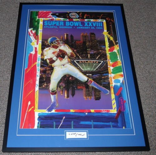 Buy peter max signed poster