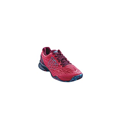 Zapatos wilson Mujer Kaos rosa cereza/azul turquesa Ah 2017