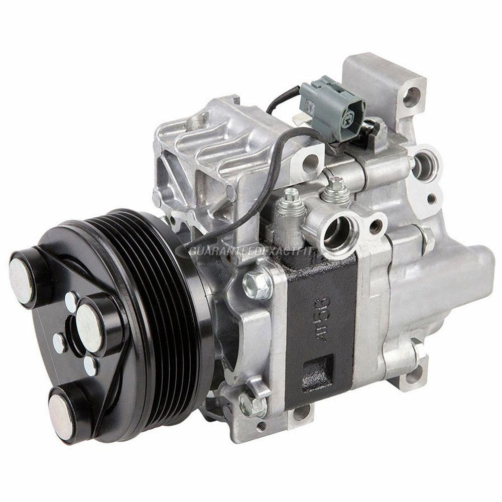 For Honda Civic EX 2006-2011 AC Compressor w//A//C Condenser /& Drier BuyAutoParts 60-86952R3 New