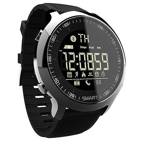 XUMINGZNSB Inteligente Reloj Deportivo podómetro Impermeable ...