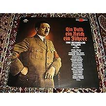 Ein Volk Ein Reich Ein Führer 1.Teil / Various historical speeches and songs from between 1933-1938 / Eine Historische Collage / maritim MONO 47 334 EW