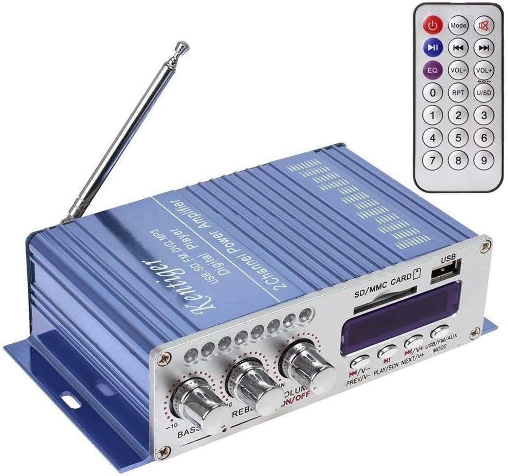 Dollatek 12v Mini Hi Fi Digital Stereo Audio Verstärker Elektronik