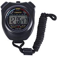Cronómetro dual ZSD-808 / Cronómetro deportivo profesional / Cronómetro electrónico multifunción