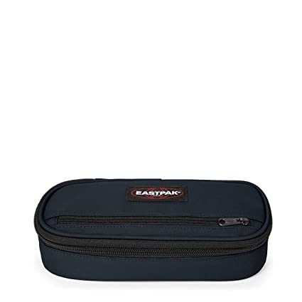Eastpak Oval Zipplr Estuches, 22 cm, Azul (Cloud Navy)