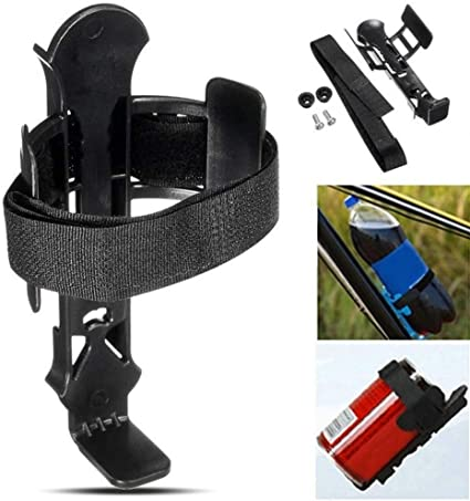 Cycling Bicycle Water Bottle Cage Drink Cup Holder Rack Bike Mountain Plastic