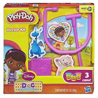 Play-Doh Doctor Kit Featuring Doc McStuffins (B00GAT8OE4) | Amazon price tracker / tracking, Amazon price history charts, Amazon price watches, Amazon price drop alerts