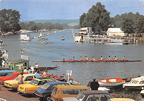 Regatta Henley (Henley Royal Regatta Oxfordshire United Kingdom, Great Britain, England Postcard)