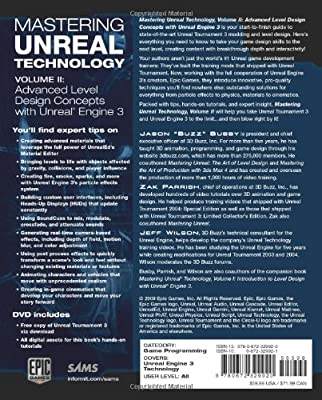 Amazon com: Mastering Unreal Technology, Volume II: Advanced