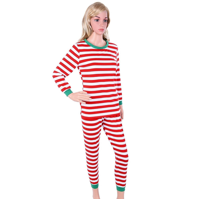 Fitibest para - Pijama - B01DJQ0D08 para mujer Rojo Rojo 3e02bf9 ...