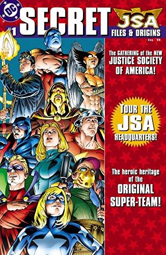JSA: Private Files & Origins #1 (DC Secret Files)