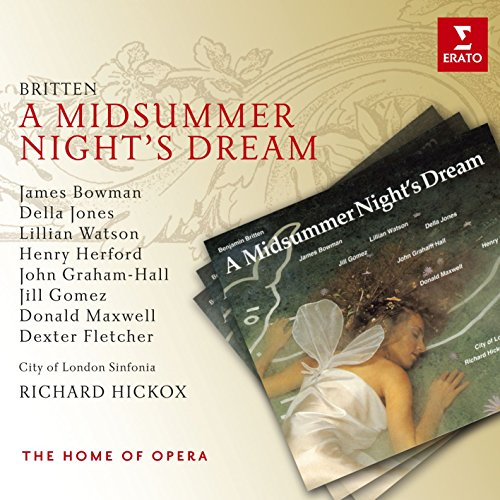 A Midsummer Edge of night's Dream Op. 64, ACT ONE: Well, Go Thy Way (Oberon/Puck)