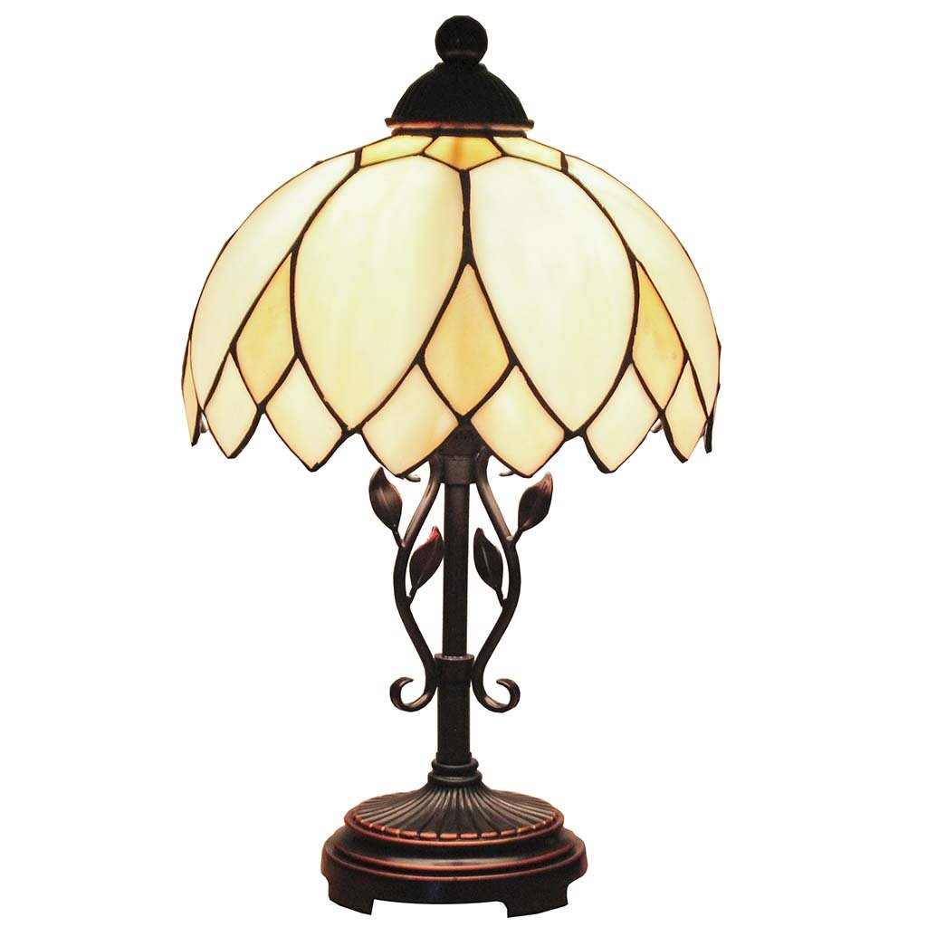 BIEYE照明 テーブルランプ ティファニー風 ステンドグラスランプ プレゼント 贈り物 おしゃれ B01M1N5U4W