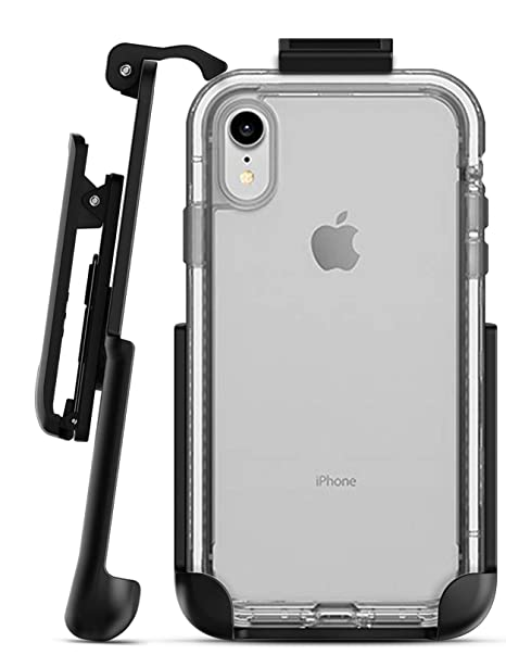 release date 5a6c2 21c23 Encased Belt Clip Holster - Compatible with Lifeproof Next Series - iPhone  XR 6.1