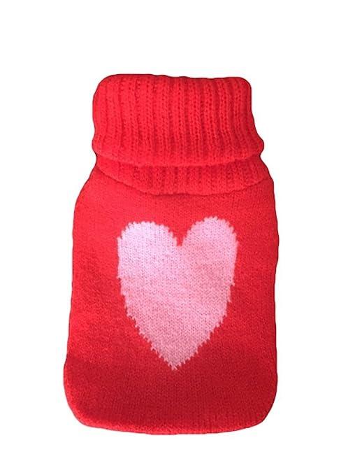 Bienestar Relajación: agua caliente Calentador de manos calcetín ...