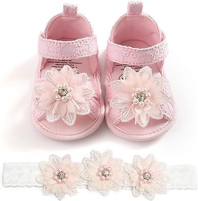 baby girl glitter sandals
