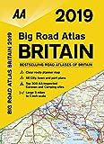 Big Road Atlas Britain 2019 PB