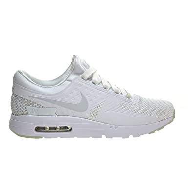 Nike Air Max Zero QS Men s Shoes White Pure Platinum Pure Platinum 789695- 3728ab30e