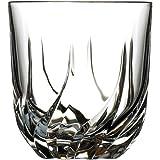 Rcr trix Vasos para Agua, Vidrio, Transparente, Confección de 6 Piezas, 40 cl