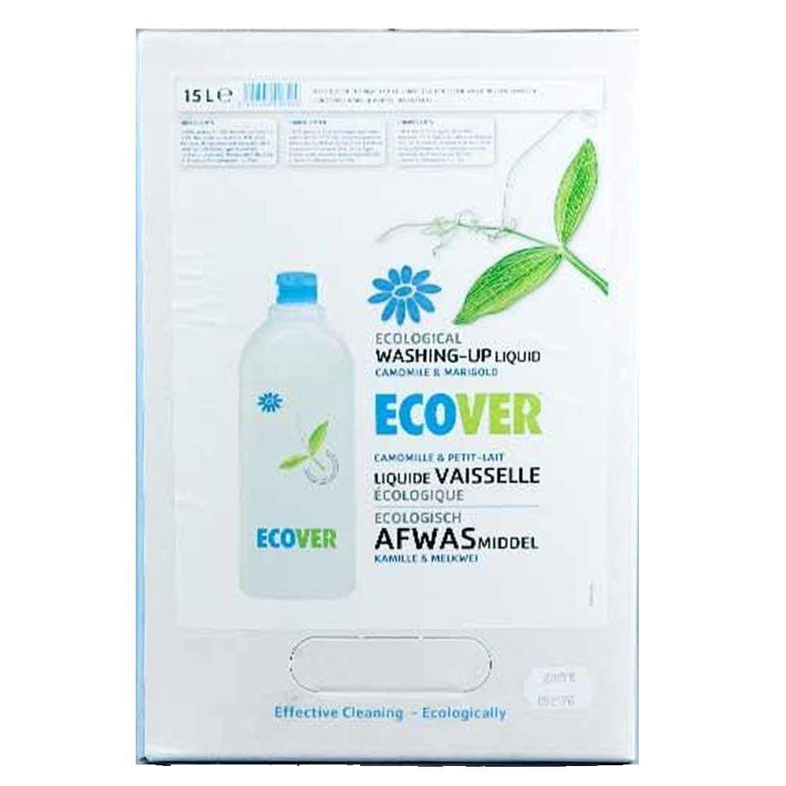 Ecover | Washing Up Liquid | 2 x 15l: Amazon.es: Alimentación y ...