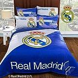 Real Madrid Champions Comforter Set Twin