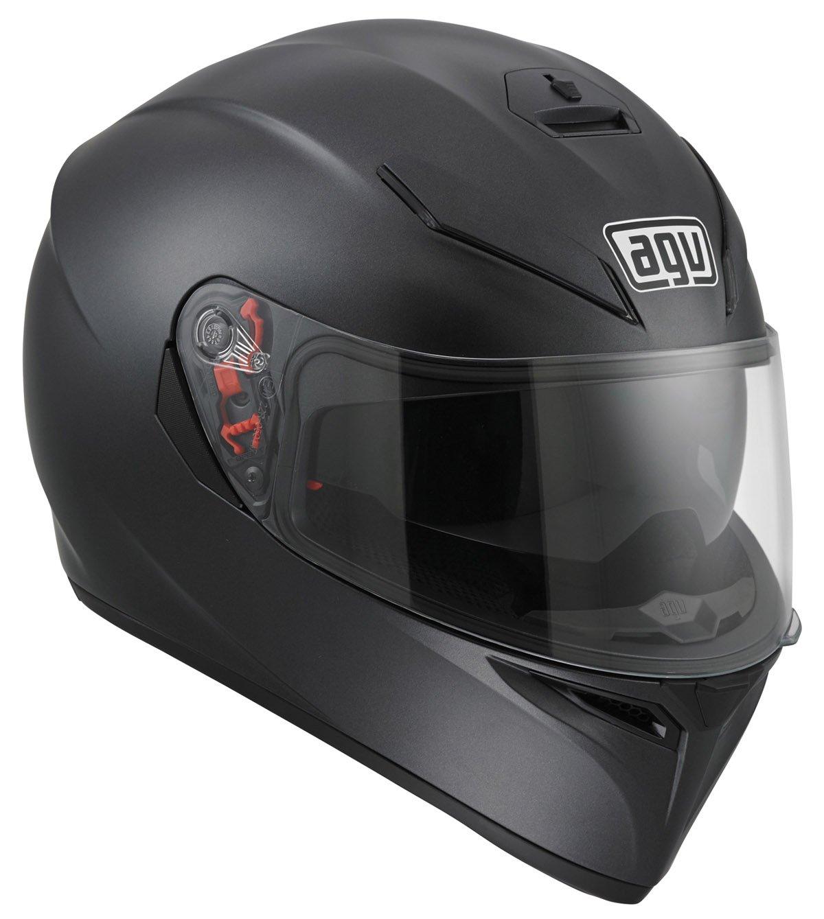 AGV K3 SV Adult Helmet - Matte Black/Large
