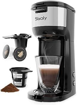 Sboly Single Serve K Cup Coffee Maker Brewer