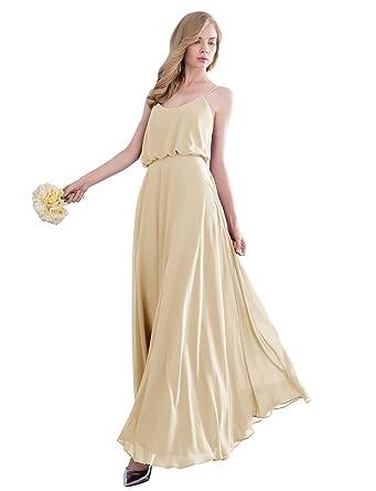 Simple Spaghetti Strap Dress