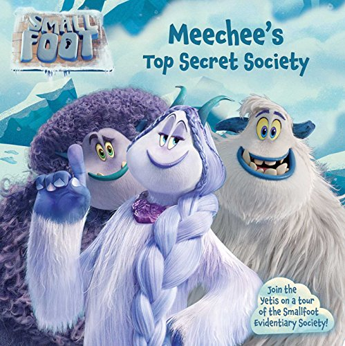 Meechee's Top Secret Society (Smallfoot)