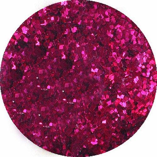 Erikonail Jewelry Collection Hologram ERI-94 Dark Pink Square 0.5mm