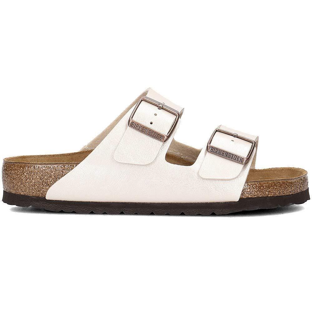 7808da74f8ce Birkenstock Ladies Arizona 2 Bar Buckle Mule Sandals in Toffee   Amazon.co.uk  Shoes   Bags