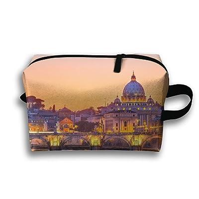 Yiot Rome Travel Toiletry Organizer Bag