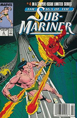 Saga of the Sub-Mariner, Edition# 4