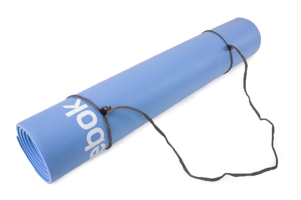 Reebok - Esterilla de yoga azul z20951: Amazon.es: Deportes ...