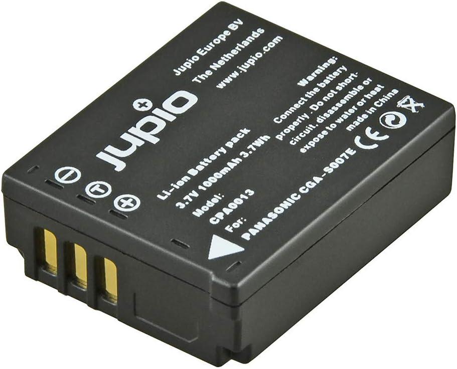 Battery For PANASONIC Lumix DMC-TZ3EB-S