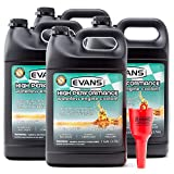 EVANS Coolant EC53001 High Performance Waterless Coolant, 4 Gallon Pack with Funnel