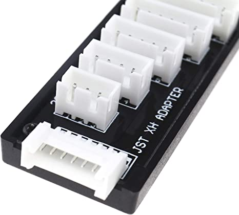 OTOTEC 2S-6S Balance Charger Expansion JST-XH Placa Adaptador para RC Lipo Carga de bater/ía