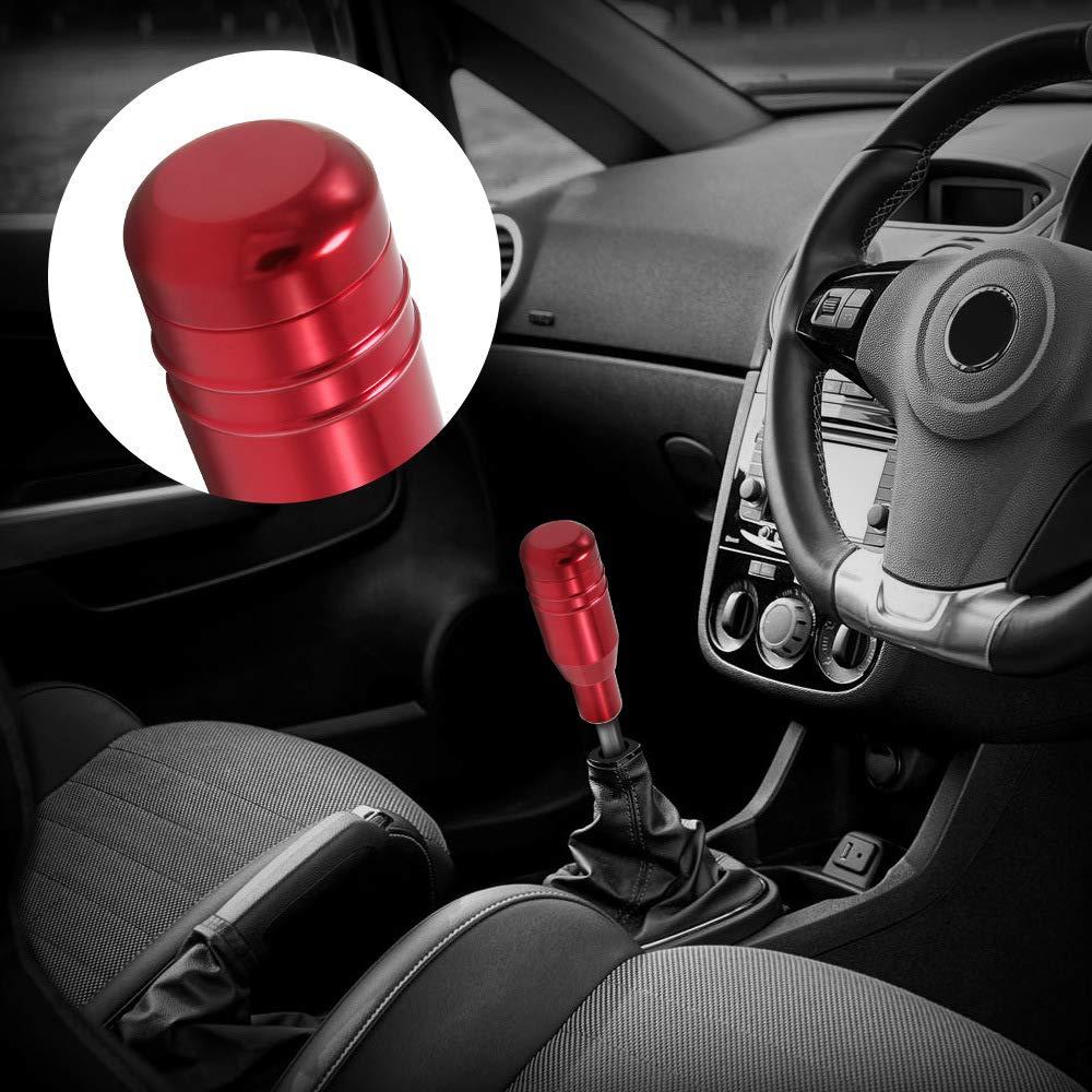 AmazingAuto Manual Shifter Universal Cover Automatic Gear Shift Knobs for Tacoma STi Nismo 2004 Honda Accord Subaru Honda Focus ST Miata 350z Civic WRX Toyota TRD