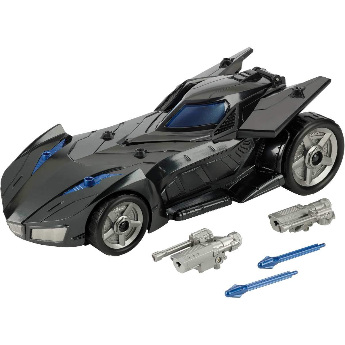 Batman Missions Missile Launcher Batmobile Vehicle by DC Comics