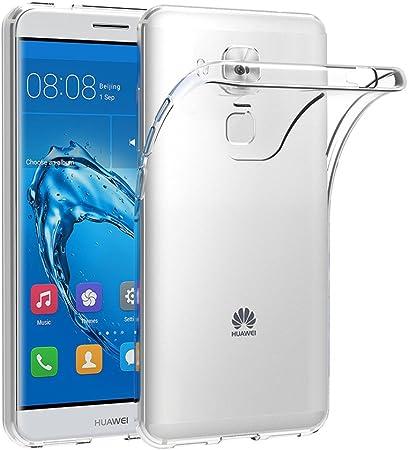 AICEK Funda Huawei Nova Plus, Huawei Nova Plus Funda Transparente ...