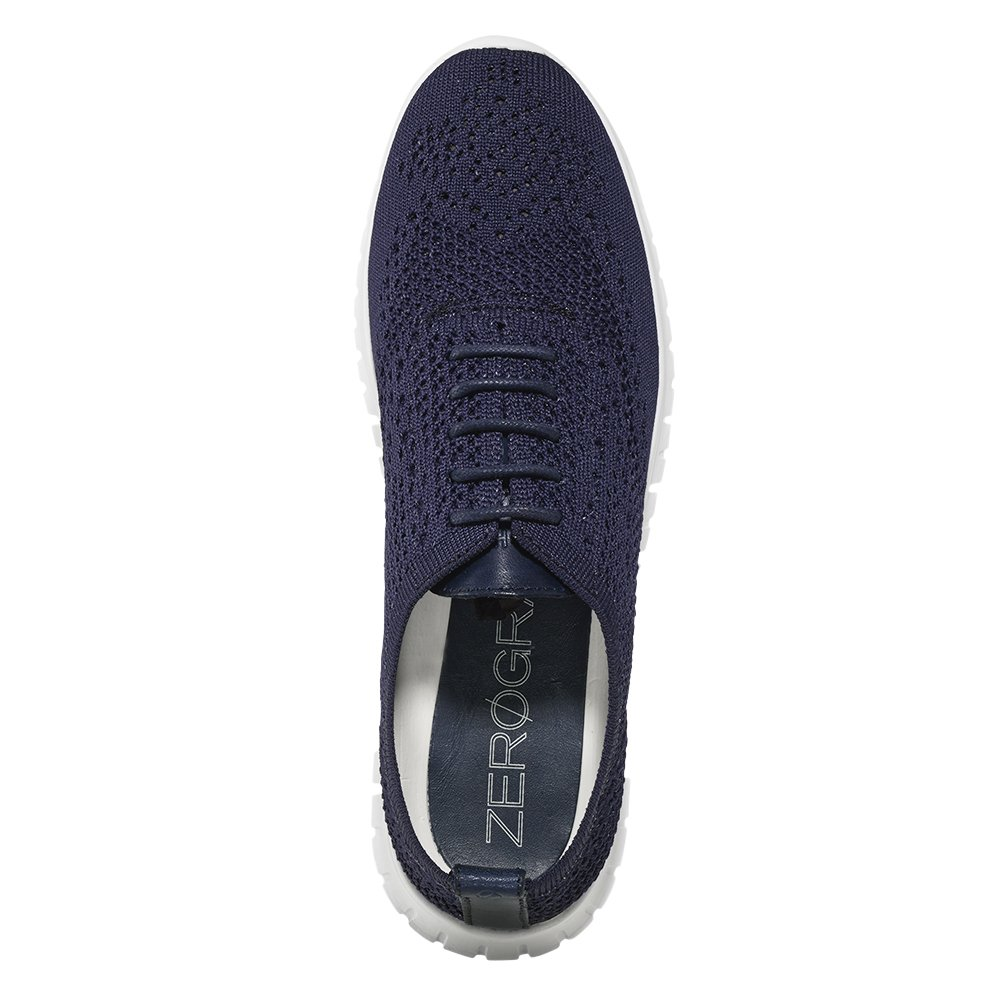 Cole Haan Women's Stitchlite Oxford, Marine Blue, 7.5 B US by Cole Haan (Image #3)