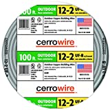 Cerro Wire 138-1602CR-3 Type UF-B 100-Foot 2-Conductor Underground Feeder Cable