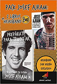 Book Pack Josef Ajram