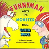 Funnyman Meets the Monster from Outer Space, Stephen Mooser, 0590339591